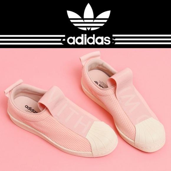 adidas superstar slip on bw35